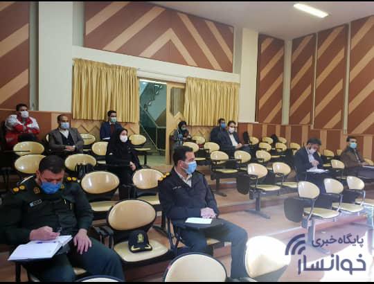 مصوبات جلسه ستاد پیشگیری و مقابله با کرونای شهرستان خوانسار